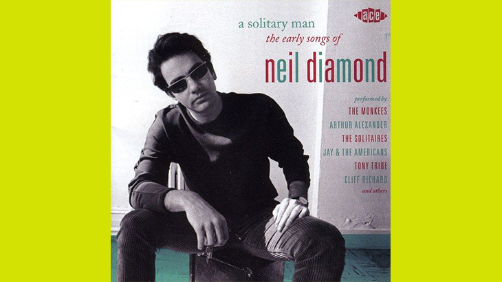 V.A.『a solitary man the early songs of Neil Diamond』
