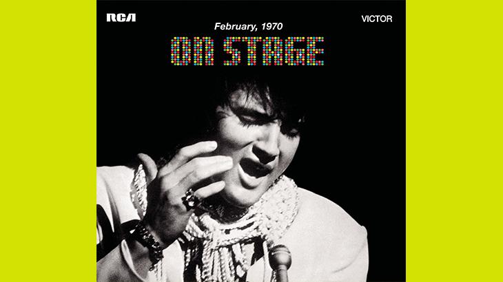 エルヴィス・プレスリー『On Stage: Legacy Edition』